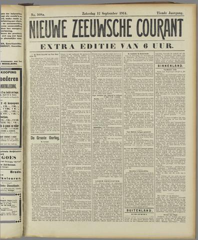 Nieuwe Zeeuwsche Courant 1914-09-12