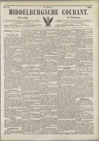 Middelburgsche Courant 1899-02-18