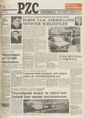 Provinciale Zeeuwse Courant 1975-05-20