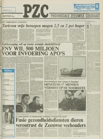 Provinciale Zeeuwse Courant 1978-01-13