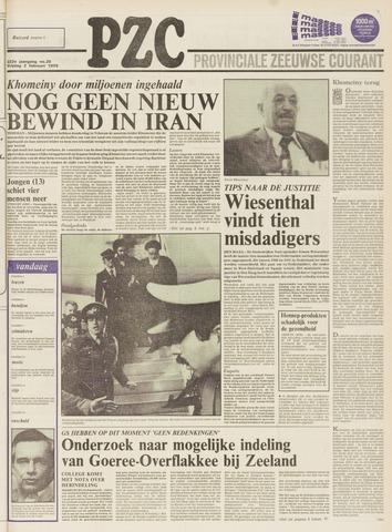 Provinciale Zeeuwse Courant 1979-02-02