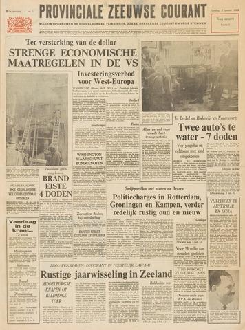 Provinciale Zeeuwse Courant 1968-01-02