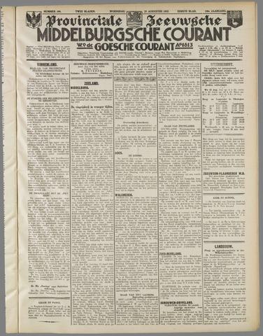 Middelburgsche Courant 1937-08-25