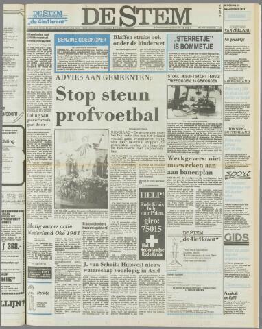 de Stem 1981-12-29