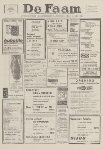 de Faam en de Faam/de Vlissinger 1969-09-25