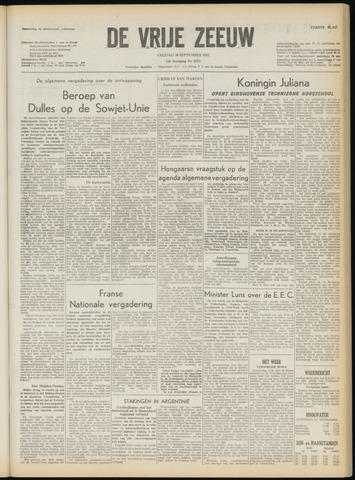 de Vrije Zeeuw 1957-09-20