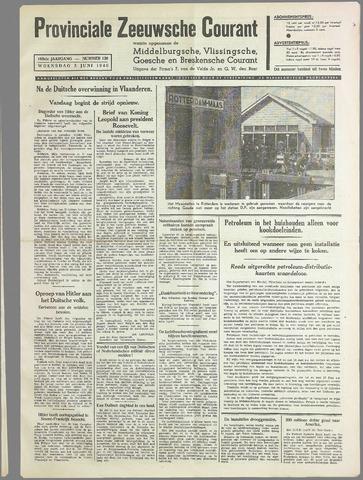 Provinciale Zeeuwse Courant 1940-06-05