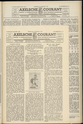 Axelsche Courant 1949-02-23