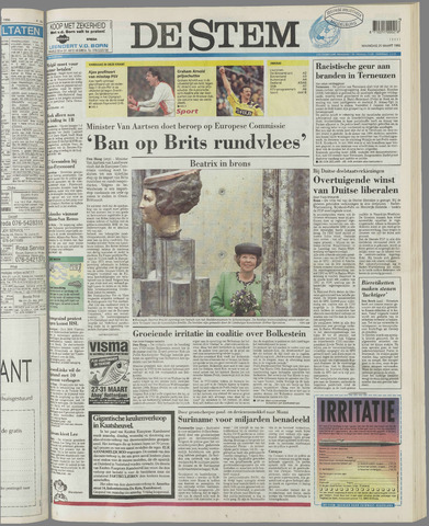 de Stem 1996-03-25