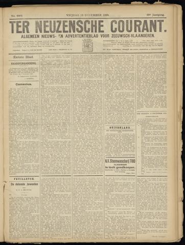 Ter Neuzensche Courant. Algemeen Nieuws- en Advertentieblad voor Zeeuwsch-Vlaanderen / Neuzensche Courant ... (idem) / (Algemeen) nieuws en advertentieblad voor Zeeuwsch-Vlaanderen 1929-12-13