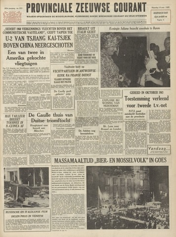 Provinciale Zeeuwse Courant 1962-09-10