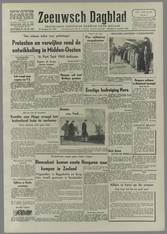 Zeeuwsch Dagblad 1956-11-27