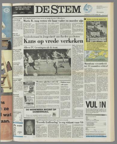 de Stem 1991-09-19