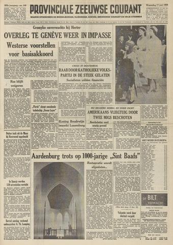 Provinciale Zeeuwse Courant 1959-06-17