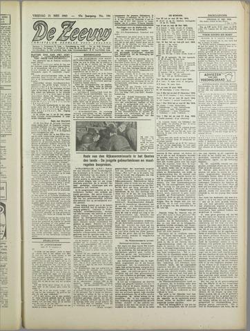 De Zeeuw. Christelijk-historisch nieuwsblad voor Zeeland 1943-05-21