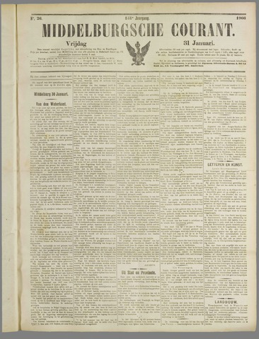 Middelburgsche Courant 1908-01-31