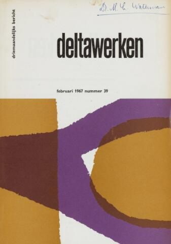 Driemaandelijks bericht Deltawerken 1967-02-01