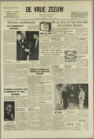 de Vrije Zeeuw 1965-10-25