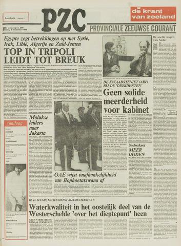 Provinciale Zeeuwse Courant 1977-12-06