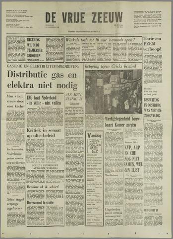 de Vrije Zeeuw 1973-11-21