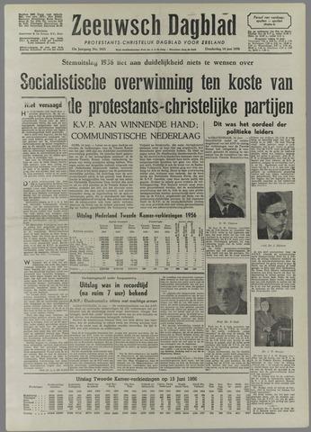 Zeeuwsch Dagblad 1956-06-14