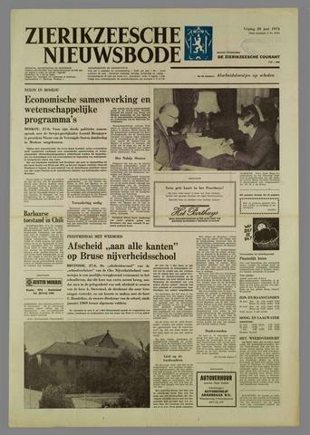Zierikzeesche Nieuwsbode 1974-06-28