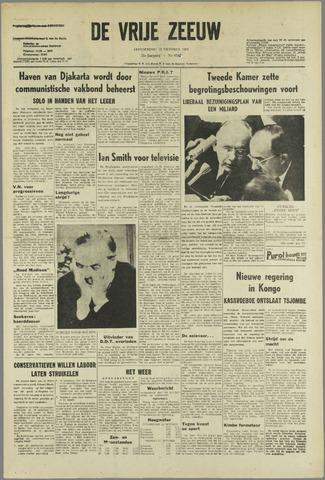 de Vrije Zeeuw 1965-10-14