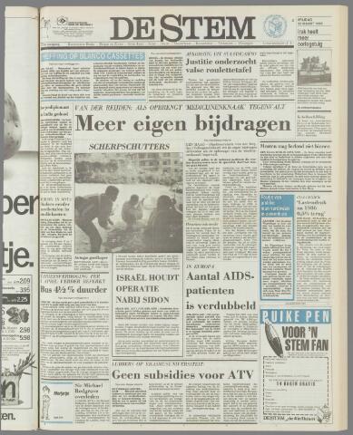de Stem 1985-03-22