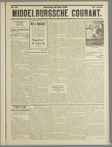 Middelburgsche Courant 1925-05-30
