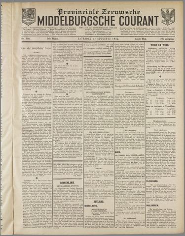 Middelburgsche Courant 1932-08-13