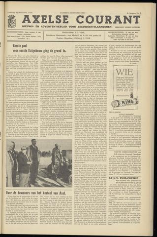Axelsche Courant 1963-10-12