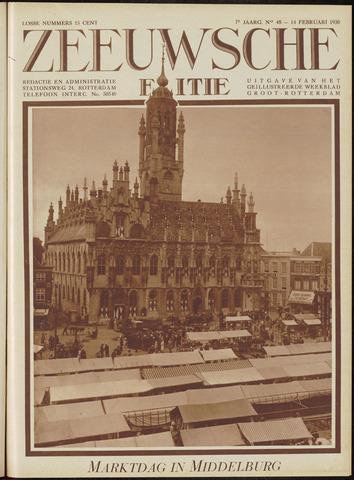 Ons Zeeland / Zeeuwsche editie 1930-02-14
