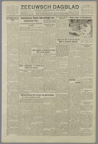 Zeeuwsch Dagblad 1949-07-22