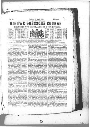 Nieuwe Goessche Courant 1880-04-23