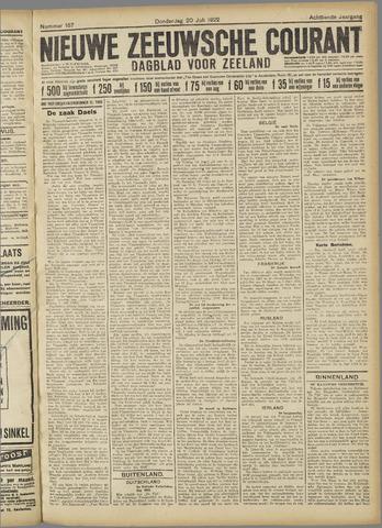 Nieuwe Zeeuwsche Courant 1922-07-20