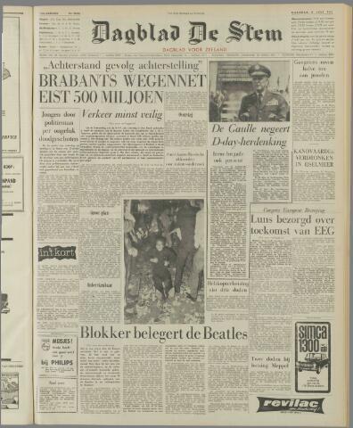 de Stem 1964-06-08