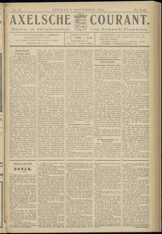 Axelsche Courant 1931-09-08