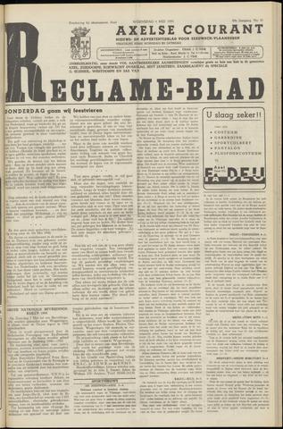 Axelsche Courant 1955-05-04