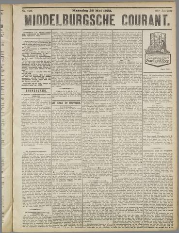 Middelburgsche Courant 1922-05-22