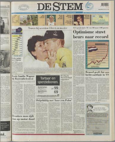 de Stem 1997-07-24