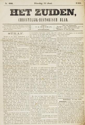 Het Zuiden, Christelijk-historisch blad 1880-06-15