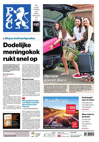 Provinciale Zeeuwse Courant 2018-05-30