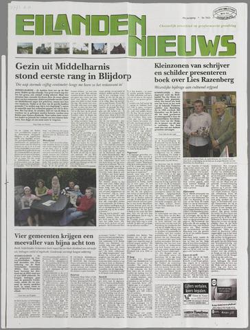 Eilanden-nieuws. Christelijk streekblad op gereformeerde grondslag 2007-06-08