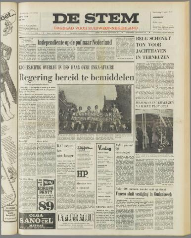 de Stem 1972-09-21