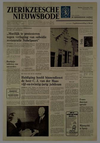 Zierikzeesche Nieuwsbode 1975-11-04