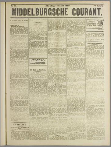 Middelburgsche Courant 1927-03-01