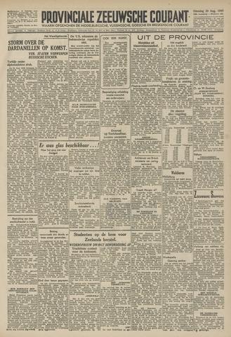 Provinciale Zeeuwse Courant 1946-08-20