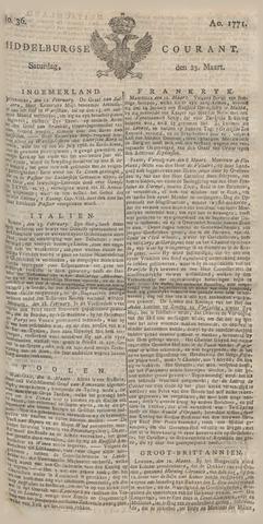 Middelburgsche Courant 1771-03-23