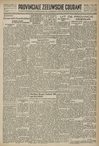 Provinciale Zeeuwse Courant 1946-05-14