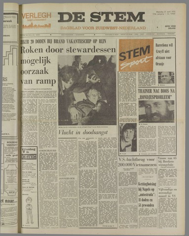 de Vrije Zeeuw 1975-04-21